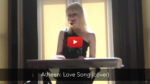 Atheen - Love Song (Sarah Bareilles Cover)