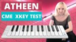 Atheen - XKey Sensitivity Test