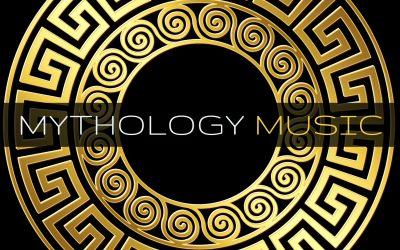 New Mythology Music Logo
